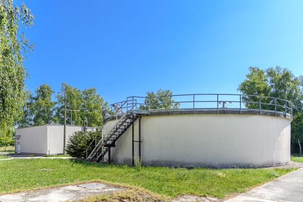 Balfi szennyvíz-előkezelő és átemelő telep