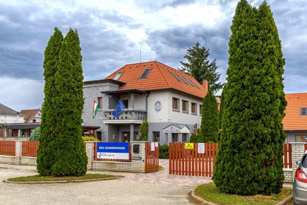 Büki üzemmérnökség központi épülete