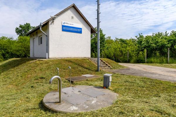 Pusztacsaládi szennyvíztisztító telep