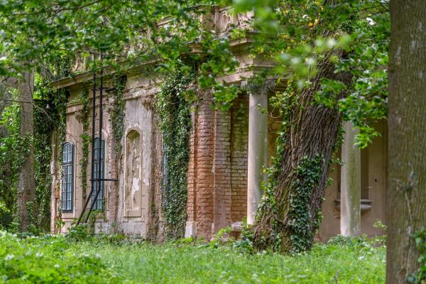 Régi hercegi gépház