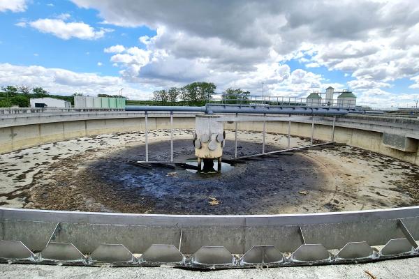 Soproni szennyvíztisztító telep