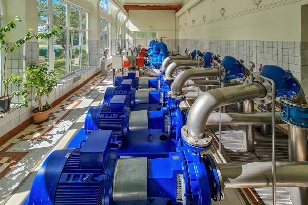 Sopronkőhidai vízműtelep