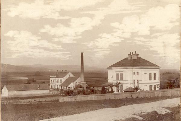 Főtelep 1900. június 2-án