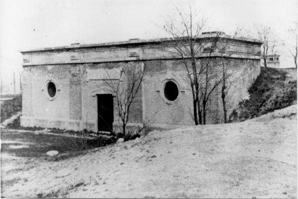 Bécsi dombi medence 1907.