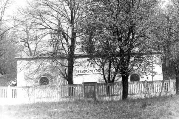 Bécsi dombi medence 1891.